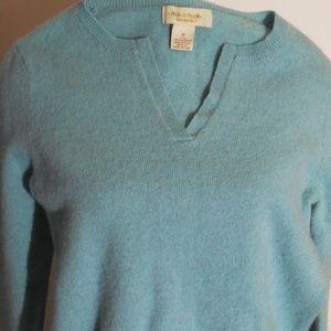 Size Medium 100% Cashmere Sweater